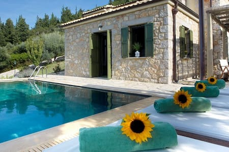Asplathia Luxury Villas Complex - Lefkada