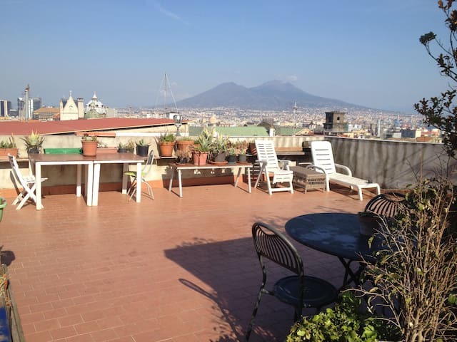 Naples SuperPanoramic, Private room - Napoli - Bed & Breakfast