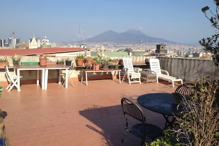 Naples SuperPanoramic, Private room - Napels