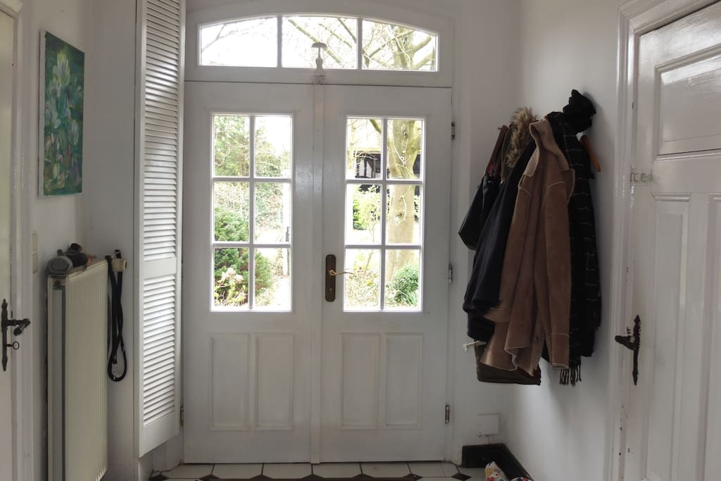 Eingangstür vorn