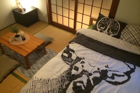 Sweet Japanese modern room! - 福冈市(Fukuoka-shi) - 公寓