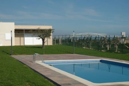 Casa con piscina cerca de Playa  - L'Ampolla - Ev