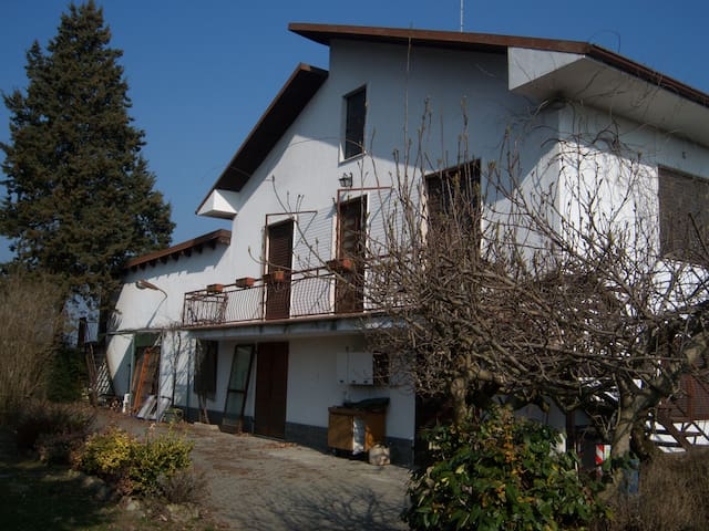 Lovely Country House - Cascina Bruciata - House