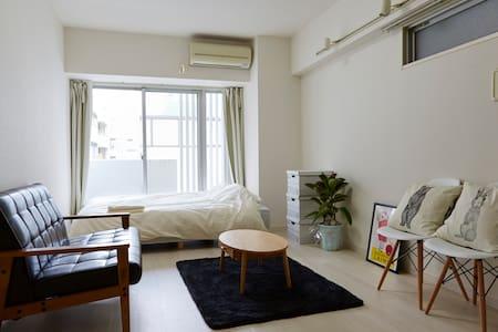 SHIBUYA 7 min (Stylish Apart) - Shinagawa-ku