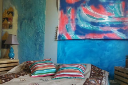 Stay in an artists loft - Westmont - Loft
