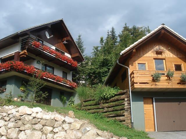Apartma Podlogar Triglav near Bled