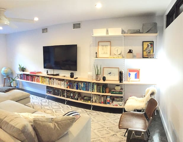 Stylish 1BR garden level apt, Park Slope Brooklyn