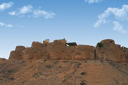 Real Desert Man's House - House