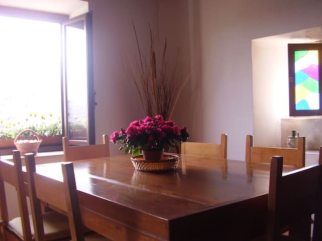 Nicebella stone apt. Lenola(Latina) - Lenola - Apartment