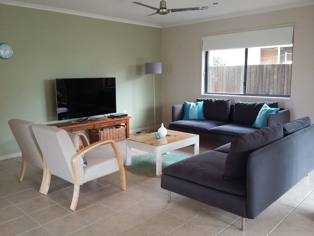 Relaxing home in Peregian Springs - Peregian Springs - Huis