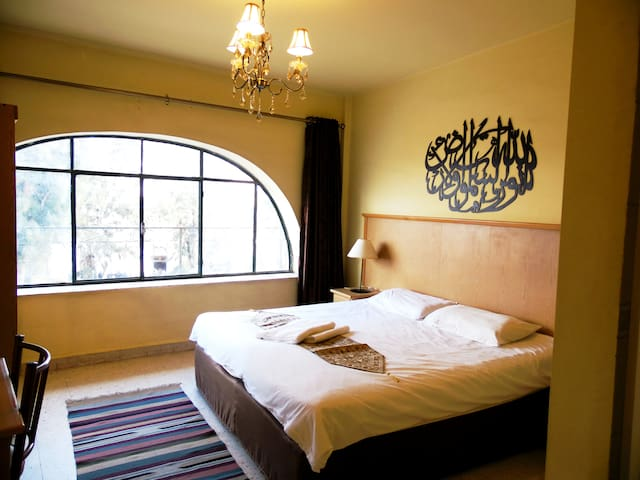 Madaba, Moab Land Hotel - Madaba - Bed & Breakfast