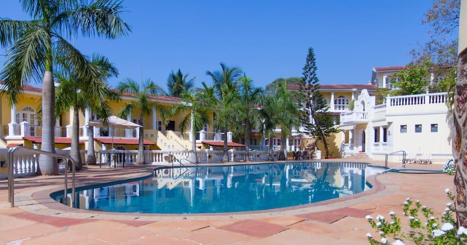 Beautiful & Serene Villa in North Goa @ Alto Betim - Penha de França - Villa