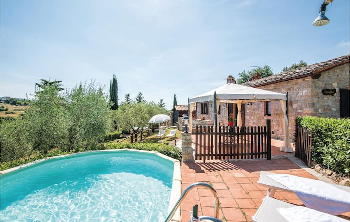 Holiday cottage with 2 bedrooms on 62m² in Gaiole in Chianti SI