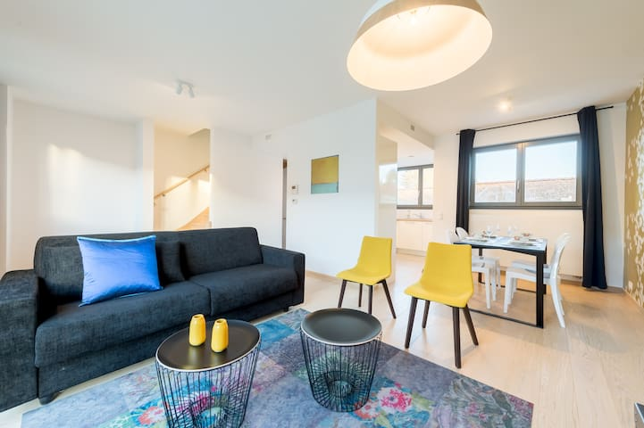 Smartflats Bella Vita 201 - 2bed Duplex + Garden - Waterloo - Appartement