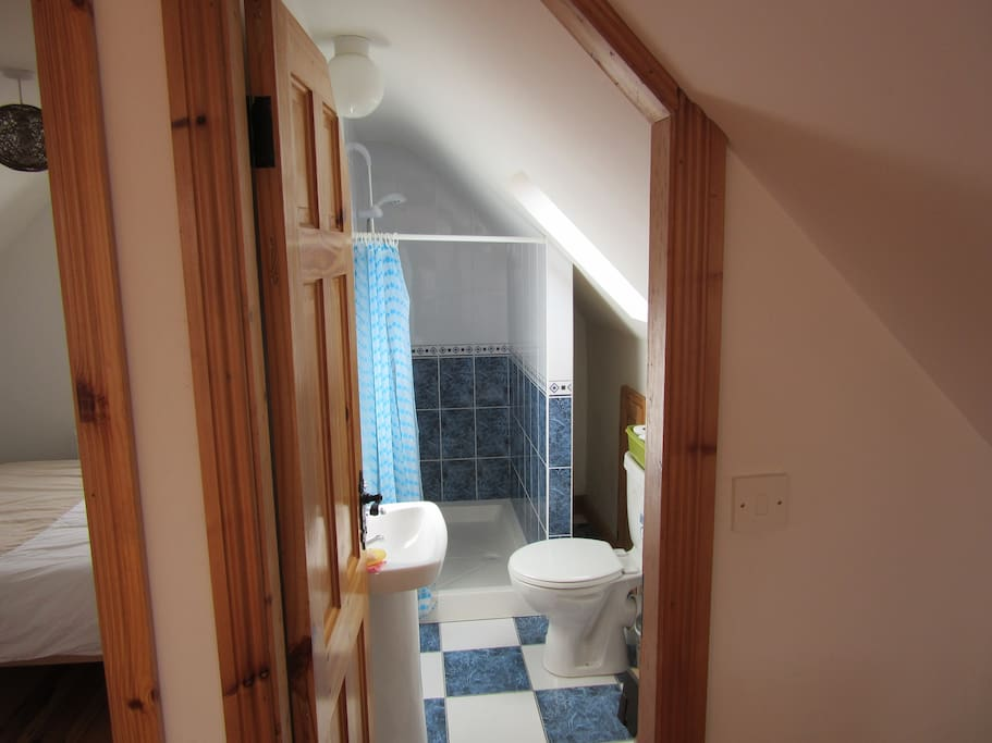 Shower room  , toilet