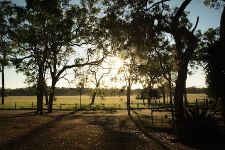 Layland Station Farmstay in Mareeba - Haus