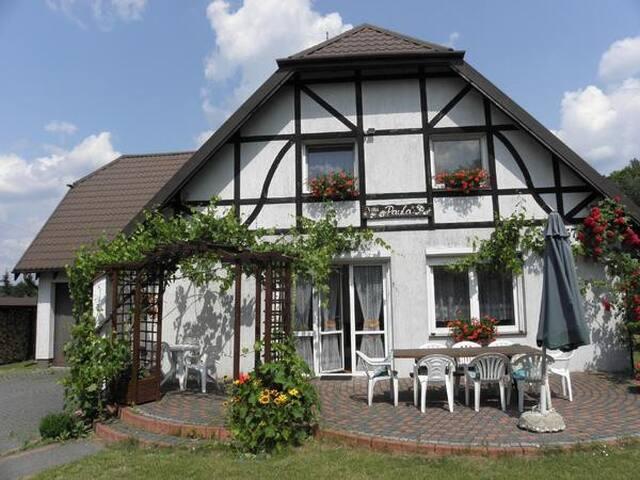 Holiday Home in village Pluski (Mazury)
