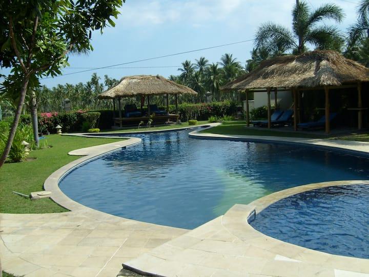 Sunsetvilla, Lombok