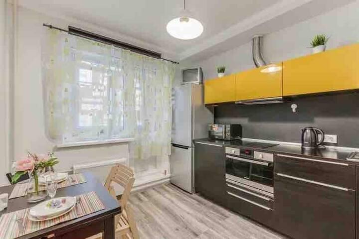Apartment on Vilisa Lacisa 13/1