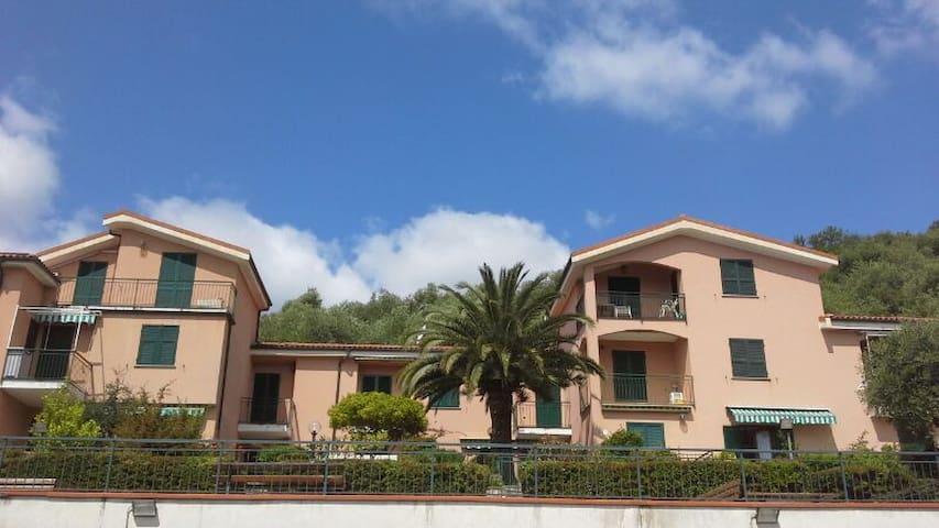 Casa Vacanza vicina al mare - Diano Borello - Diano Arentino - Diano Marina