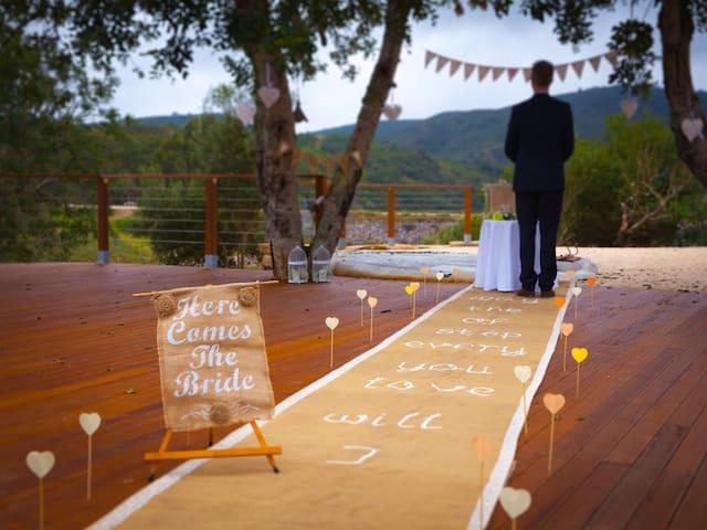 Waterfront Venue for Wedding/Party - São Bartolomeu de Messines - Villa