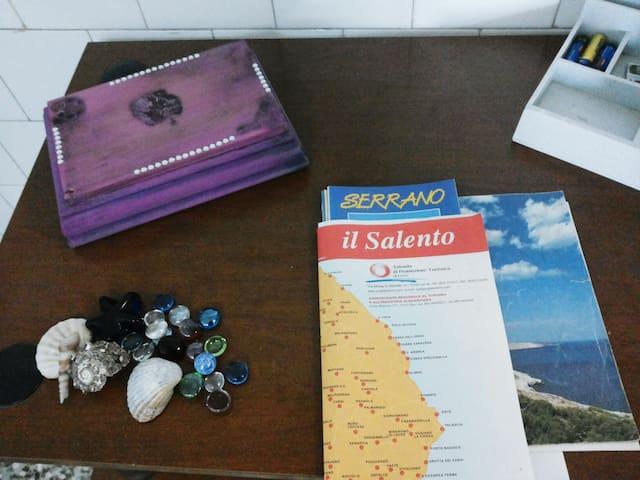 Appartamento nel cuore del Salento - Serrano - Dom