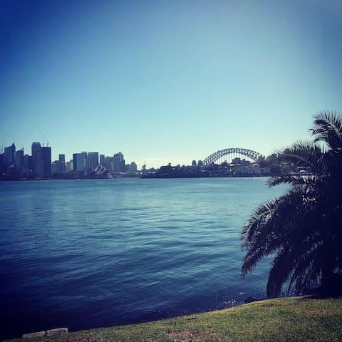 Sydney Harbour Foreshore Apartment