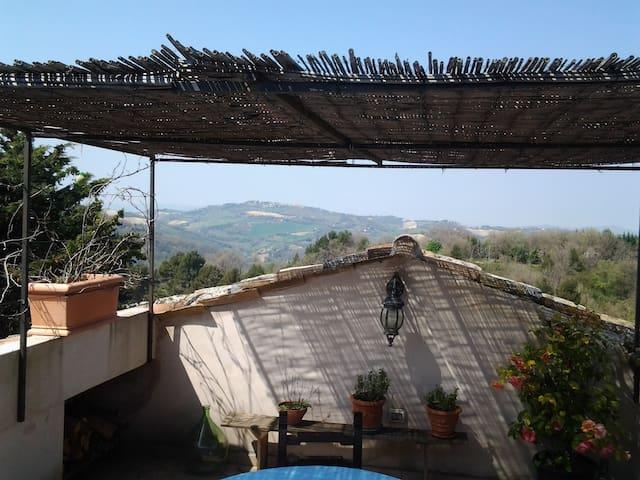 Appartamento in borgo medievale - Pesaro - Apartament