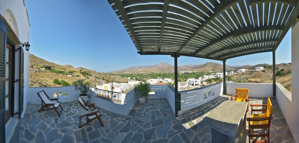See Naxos Agricotourism & Nature 4 - Galini - Apartment