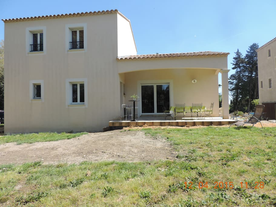 villa de 96m2 sur 600m2 de jardin villas for rent in st