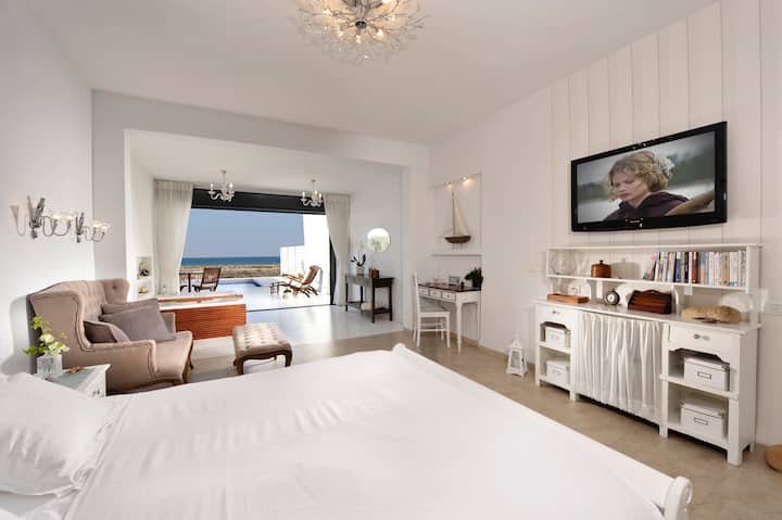 Yamim Suite On The Beach - Rona
