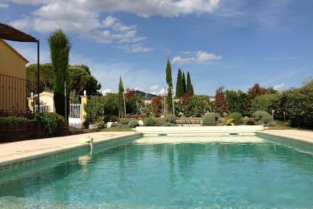 Belle maison neuve piscine privée. - Beaumes-de-Venise - 独立屋