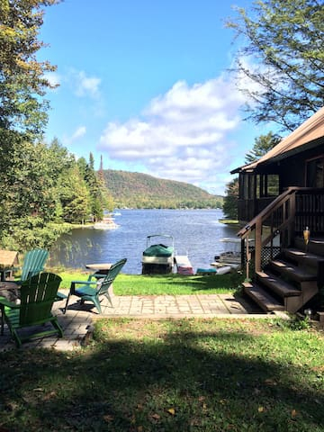 ADK Big House - Family & Nature - Old Forge - Casa