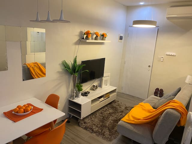Modern Scandinavian Studio Unit in Cabanatuan!