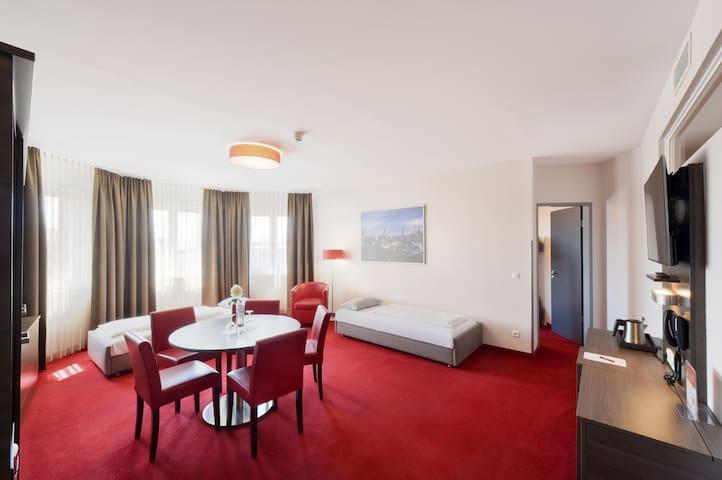 Gemütliches 3 Zimmer Apartment in top City Lage
