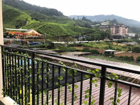Peaceful homestay peony square Cameron Highlands