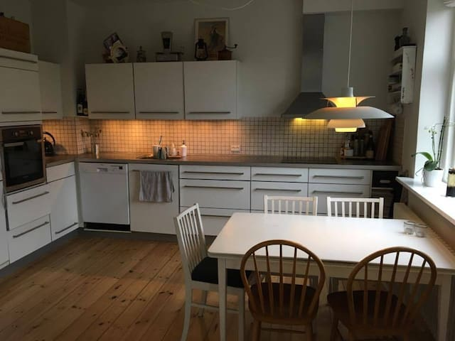 A very COZY and bright apartment - Central Odense! - Odense - Apartament