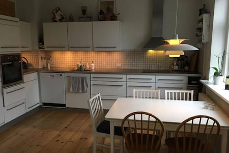 A very COZY and bright apartment - Central Odense! - Оденсе