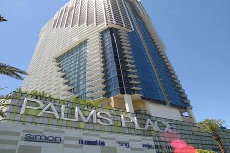 "Palms Place Rated ""R"" Luxury Suite"