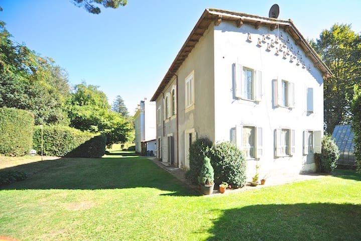 Luxury(Rome)Landmark Estate COTTAGE - Ronciglione - Villa