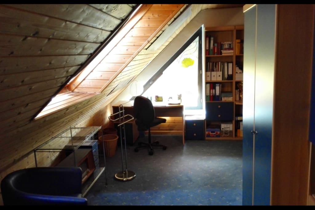 Gästezimmer (2) im Dachgeschoss