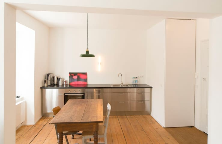 the 24munich downtown apartment