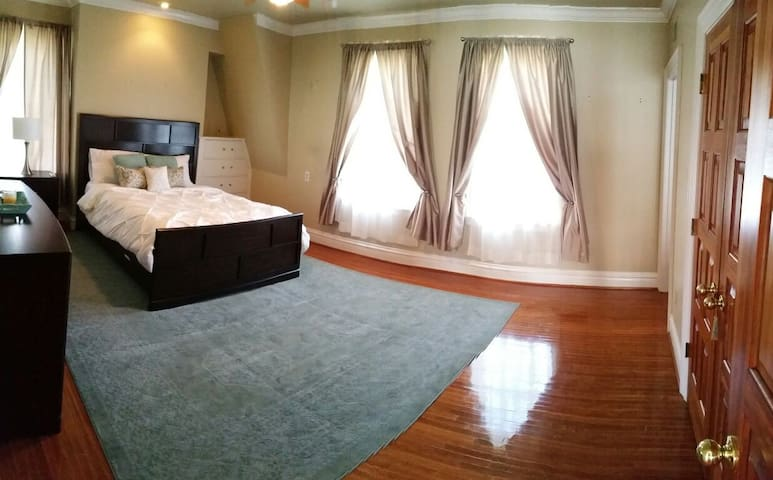 Gorgeous room (long term welcome) - Huntington - House