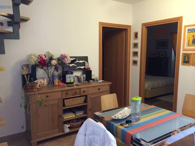 Centrale x città d'arte e campagna - Martignana - Apartment