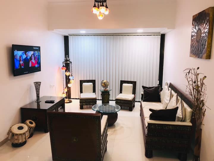 Luxury Mumbai Holiday Apartment