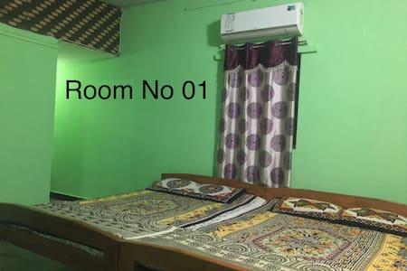 A/C Room No 01