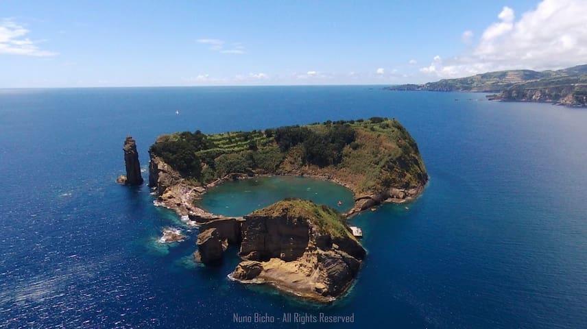 Islet Beach Azores