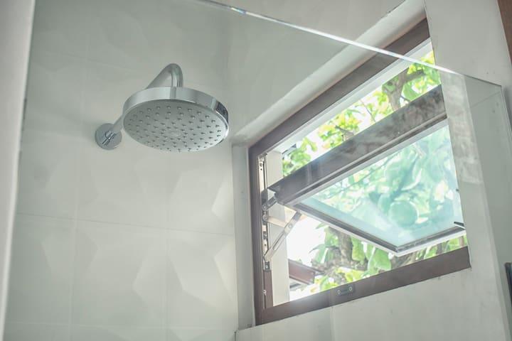 Regadera segundo baño