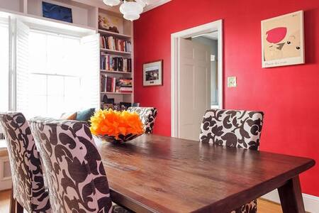 Fully Furnished Bright & Spacious 3 Bedroom Home - Baltimore