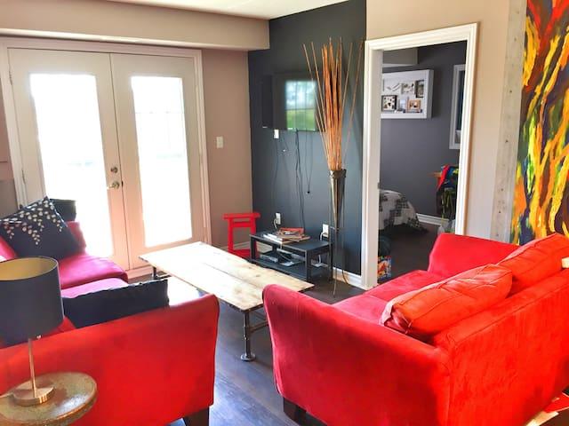 Great location, amenities & shops - Milton - Lägenhet